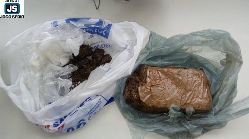 Polícia Civil prende homem suspeito de tráfico de drogas em Guaxupé